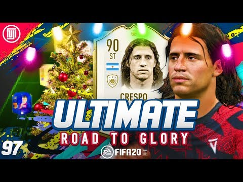 HAPPY CHRISTMAS!!!! ULTIMATE RTG #97 - FIFA 20 Ultimate Team Road to Glory