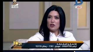 غادة عبد الرازق تحرج عبير صبري على الهواء