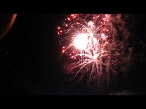4th of July Fireworks on Sanibel Island FL
