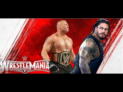 BREAKING NEWS On WRESTLEMANIA 31 Brock Lesnar Turning Babyface - Roman Reigns Heel Tun In The Works