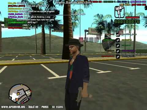 Samp: headline role play  gta sa online