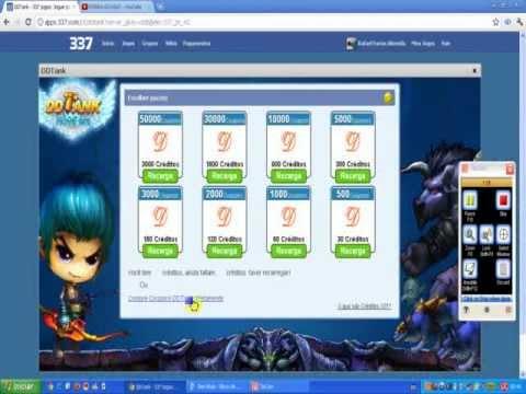 DDTank com cupons gratis 337