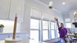 Real Life Trick Shots | Dude Perfect by : Dude Perfect