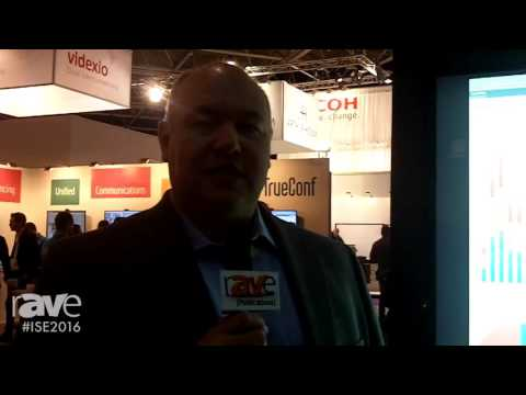 ISE 2016: MultiTaction Shows Their Visualise Big Data Solution for Companies to Better Use Data