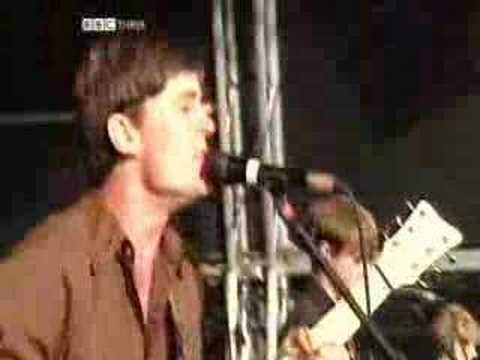 02 Tell Her Tonight - Franz Ferdinand - Glastonbury 2004