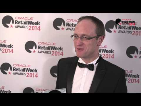 Oracle Retail Week Awards - The Tata Consultancy Services Store Manager of the Year: Richard Kirk