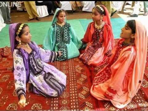 Balochi Song(Al Balushi Oman Song)