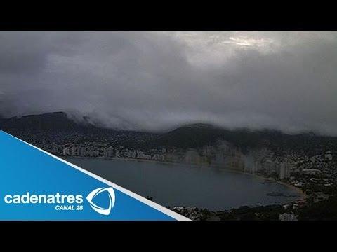 Se forma tormenta tropical Cristina en el Pacífico / Huracanes 2014