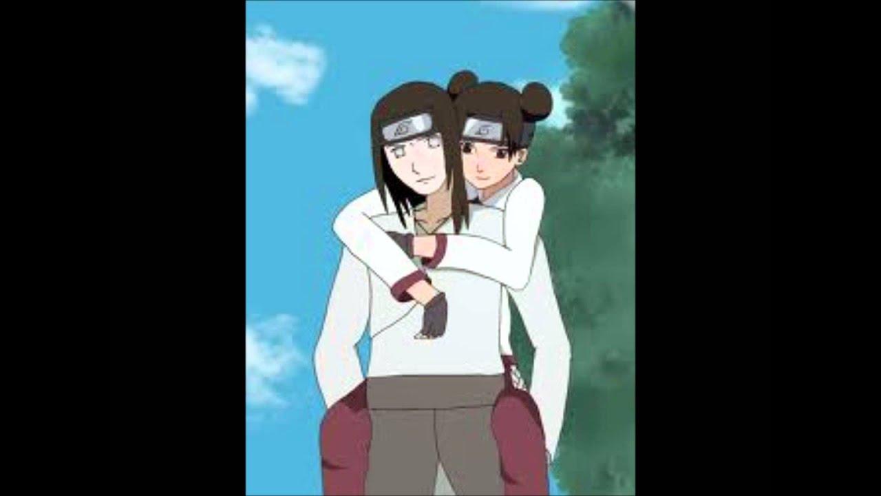 Neji And Tenten Kiss Neji and Tenten forever