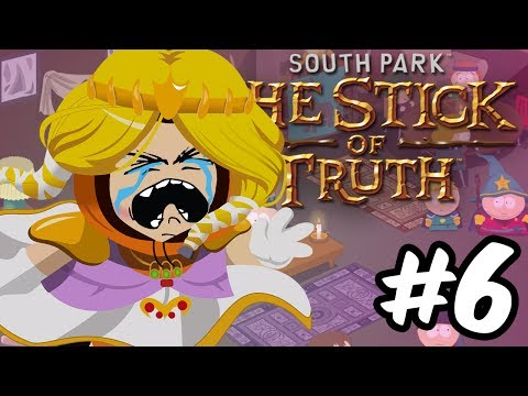 Rape Scene!? - South Park: The Stick Of Truth (6) video