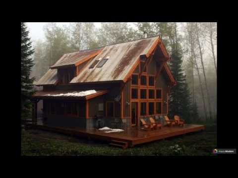 Проекты финских домов из бруса: 61 мечта