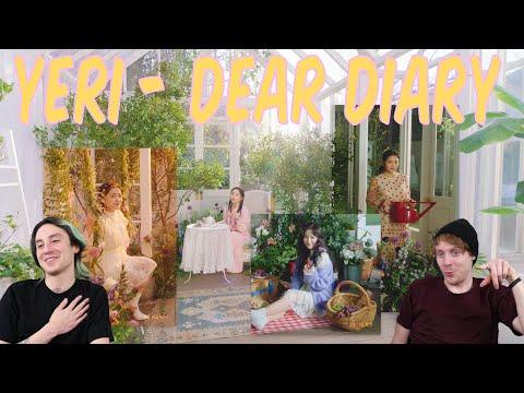 Download YERI - Dear Diary Reaction Mp4 baru