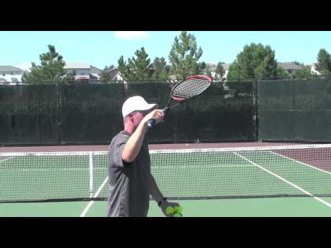 Colorado Tennis: How to Serve Faster