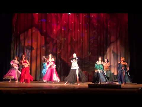 Belly Dance mashallah - Ek Tha Tiger (beginners) video