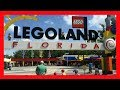 LEGOLAND HOTEL FLORIDA GRAND OPENING! STOWED STUFF DAILY VLOGS