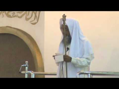 CHINA FORT FASSIYA MOSQUE JUMMA BAYAN 27-5-2011 BY KALEEFATHUSH SHAZULI MOULAVI AJWAD_AL-FASSY
