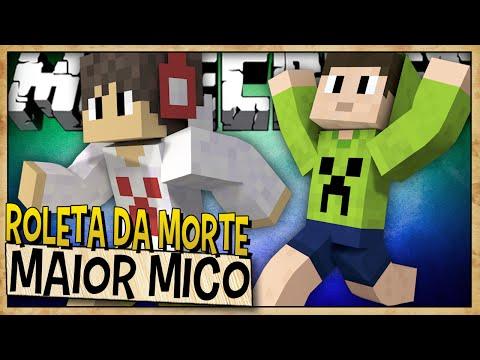 O MAIOR MICO DO MUNDO - ROLETA DA MORTE