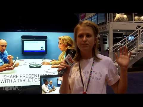 InfoComm 2013: Vaddio Explains GroupSTATION Conferencing Equipment