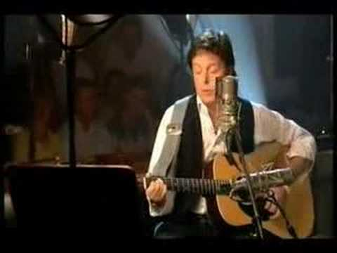 Paul McCartney - Friends To Go
