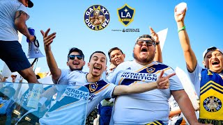 Meet the newest LA Galaxy Supporters' Group: Galaxy Outlawz