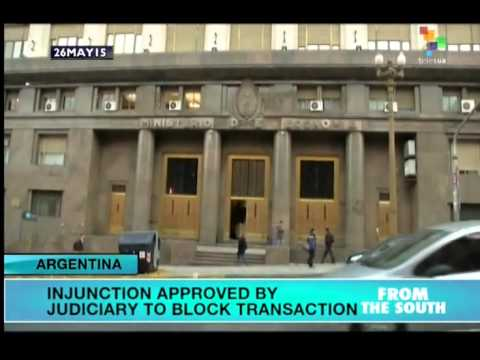 Argentina: Court Injunction Blocks Citibank Hedge Fund Transactions