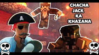 CHACHA JACK KA CHUPA KHASANA || PIRATE ADVENTURE || HINDI GAMEPLAY || PRASH GAMING