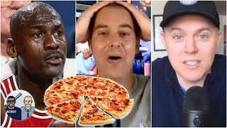 Michael Jordan spit on a pizza!? – The Last Dance director talks flu game | Jalen & Jacoby Aftershow