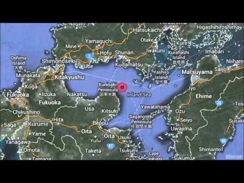 M 6.3 EARTHQUAKE - KYUSHU, JAPAN March 13, 2014