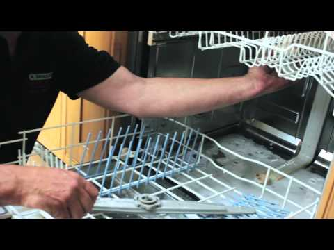 Whirlpool Dishwasher Repair - Clogged Blades