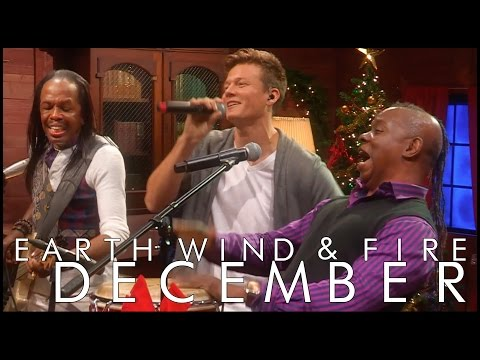 "�mber (September)"" Earth, Wind & Fire (Feat. Tyler Ward) - LIVE"