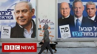 How far will Israel shift to the right? - BBC News