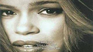 Watch Faith Evans Love Like This video