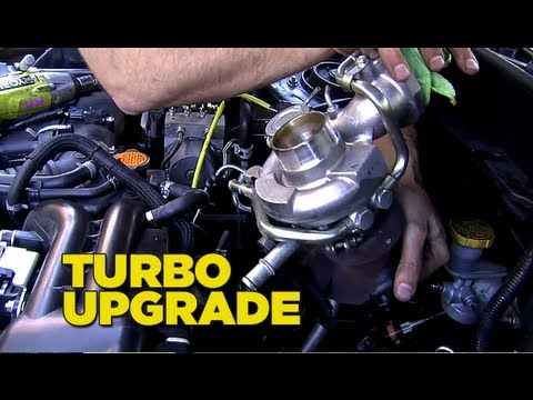 Turbo Upgrade
