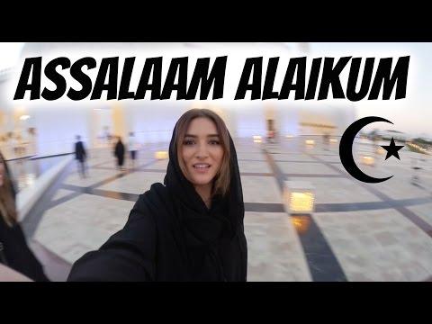 ASSALAAM ALAIKUM! ☪ - Dubai Vlogs!   AnKat
