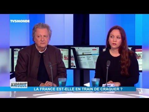 """France-fièvre sociale : """"il n'y a pas de traduction politique"""" Pierre Haski"""
