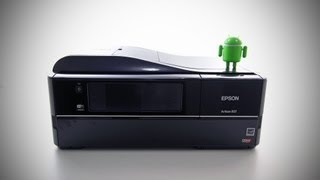 Epson Artisan 837 - A cool multifunction printer?
