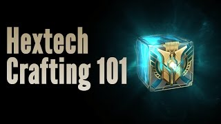 Hextech Crafting 101: A Quick Launch Guide