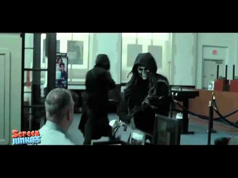 Greatest Movie Bank Robbery Ever