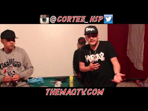 Cortez Speaks Out On Battle Rap