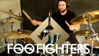 [NEW] FOO FIGHTERS   THE LINE   Drum Cover