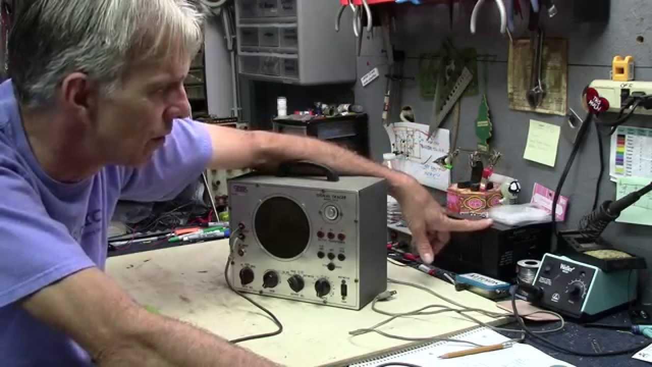Eico Model 147a Signal Tracer Youtube