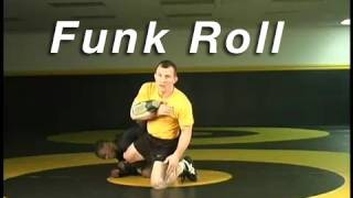 Wrestling Moves KOLAT.COM Funk Roll Defense to Single Leg