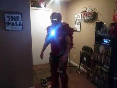 Mark Vii Iron Man Pepakura Iron Man Mark 7 Pepakura Suit