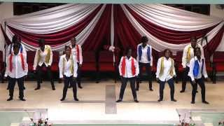 Dance - All about You - Anita Wilson - LBC Youth