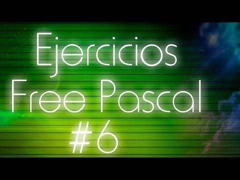 Ejercicios de Pascal - 06: función de conversión de binario a cualquier base