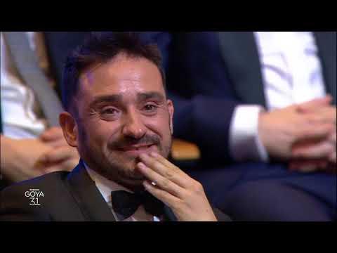 Monólogo de Dani Rovira en los Goya 2017