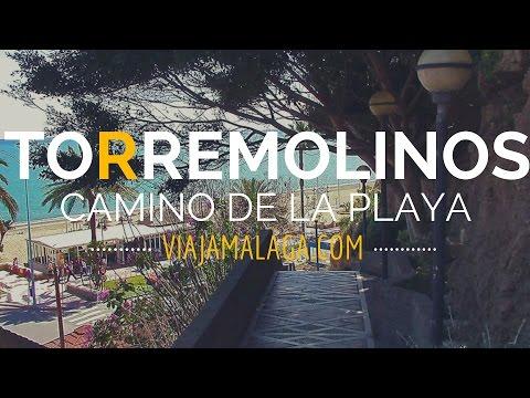 Camino De La Playa El Bajondillo Torremolinos Viaja M Laga