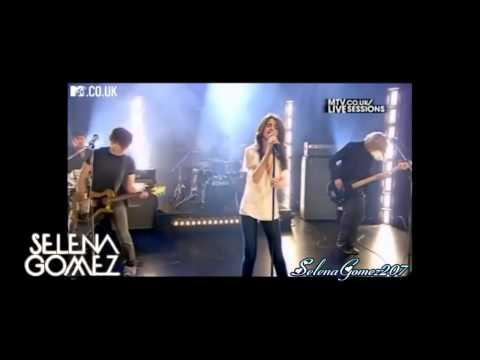 【HD】Selena Gomez & The Scene  The Way I Loved You MTV Session  lyrics