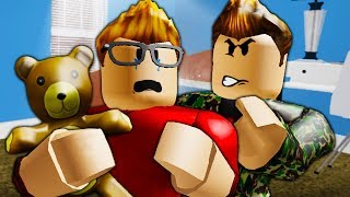 The Hated Brother: A Sad Roblox Movie