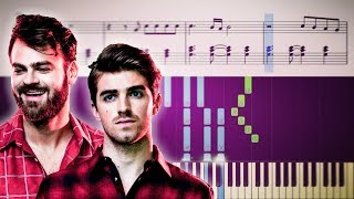 The Chainsmokers Halsey Closer Piano Tutorial Sheets VideoMp4Mp3.Com